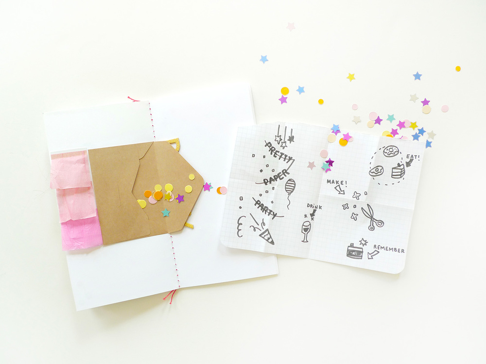 Analog Paper | Get Messy Art Journal | 004