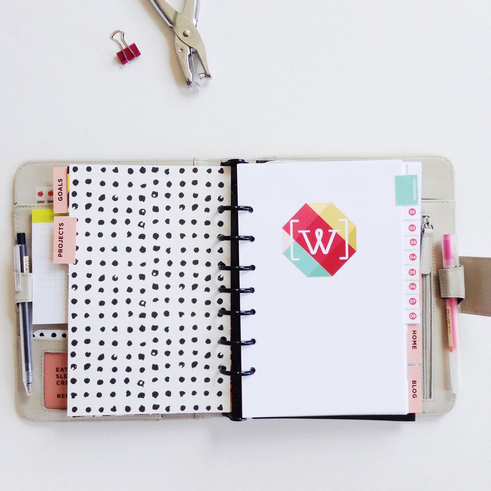Analog Paper | Workspace Worksheets