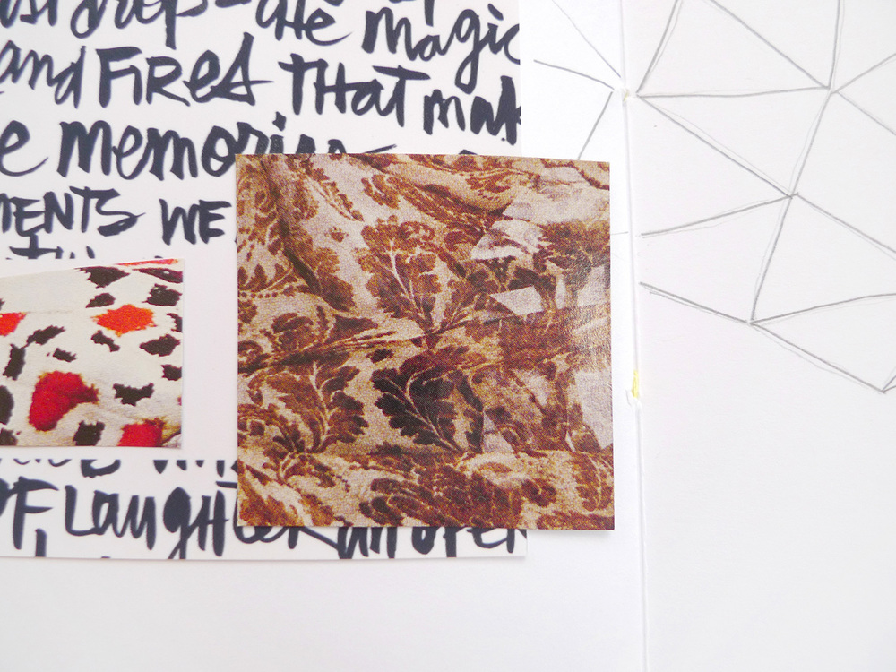 Analog Paper | Get Messy Art Journal | 006