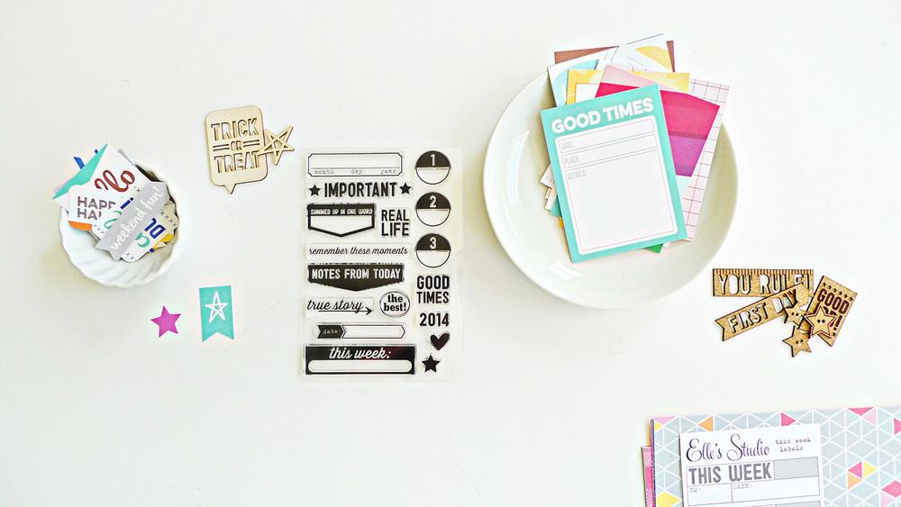 Analog Paper | Elle's Studio Giveaway