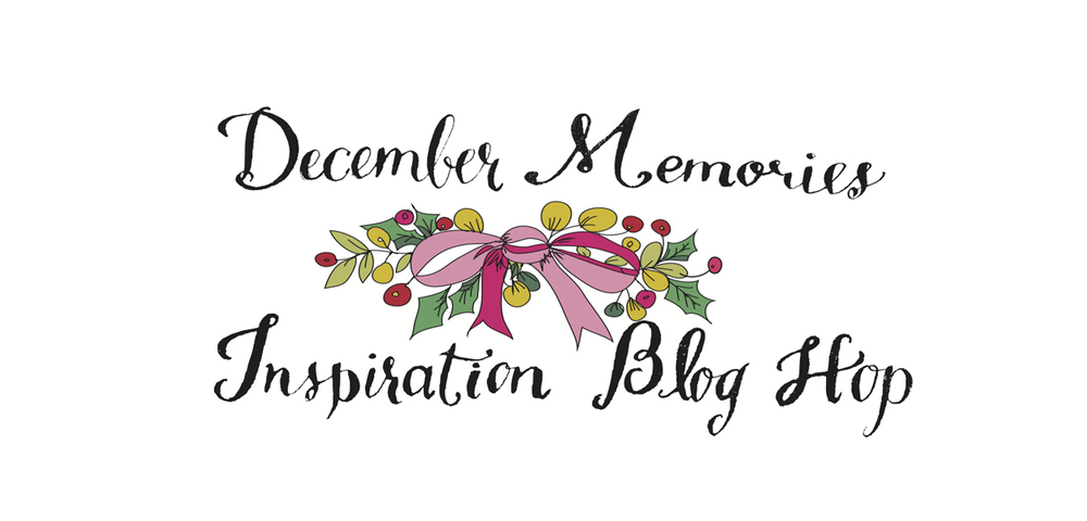 Gossamer Blue December Memories Blog Hop