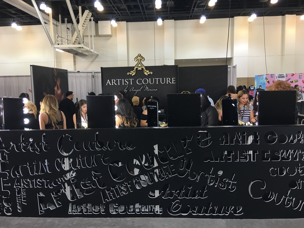 Artist Couture Booth, PHAMExpo Los Angeles 2016