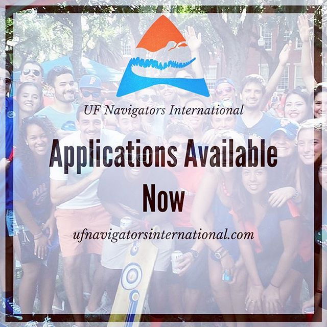 Applications for UF NaviGators International mentor and mentee program are officially live! Application forms can be found at: http://www.ufnavigatorsinternational.com/join-us