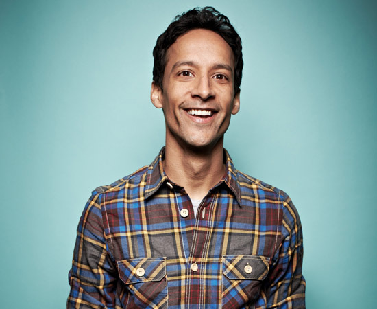 "Danny Pudi is best known for his portrayal of Abed on NBC's hit show ""Community""."