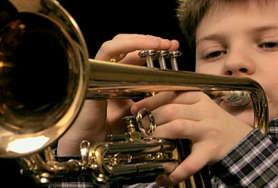 trumpet prctice