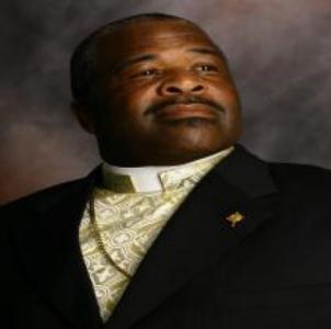 Bishop Roderick Mitchell