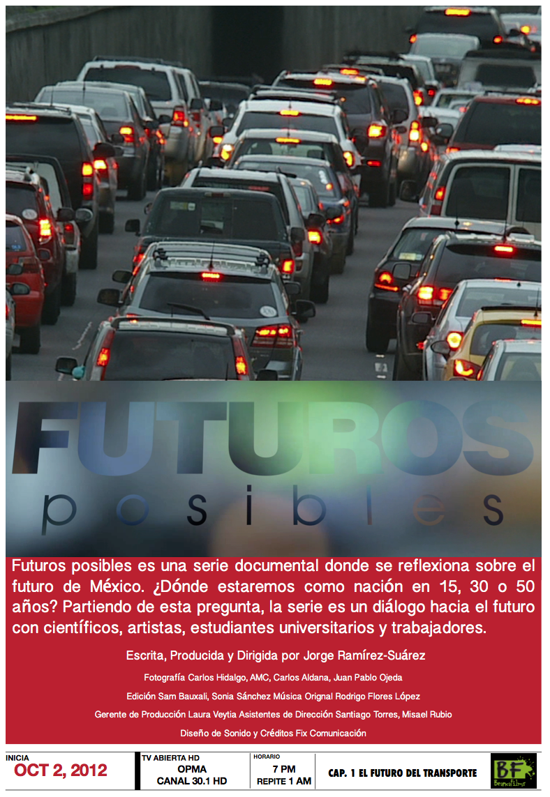 Futuros Posibles (2012, TV Series)