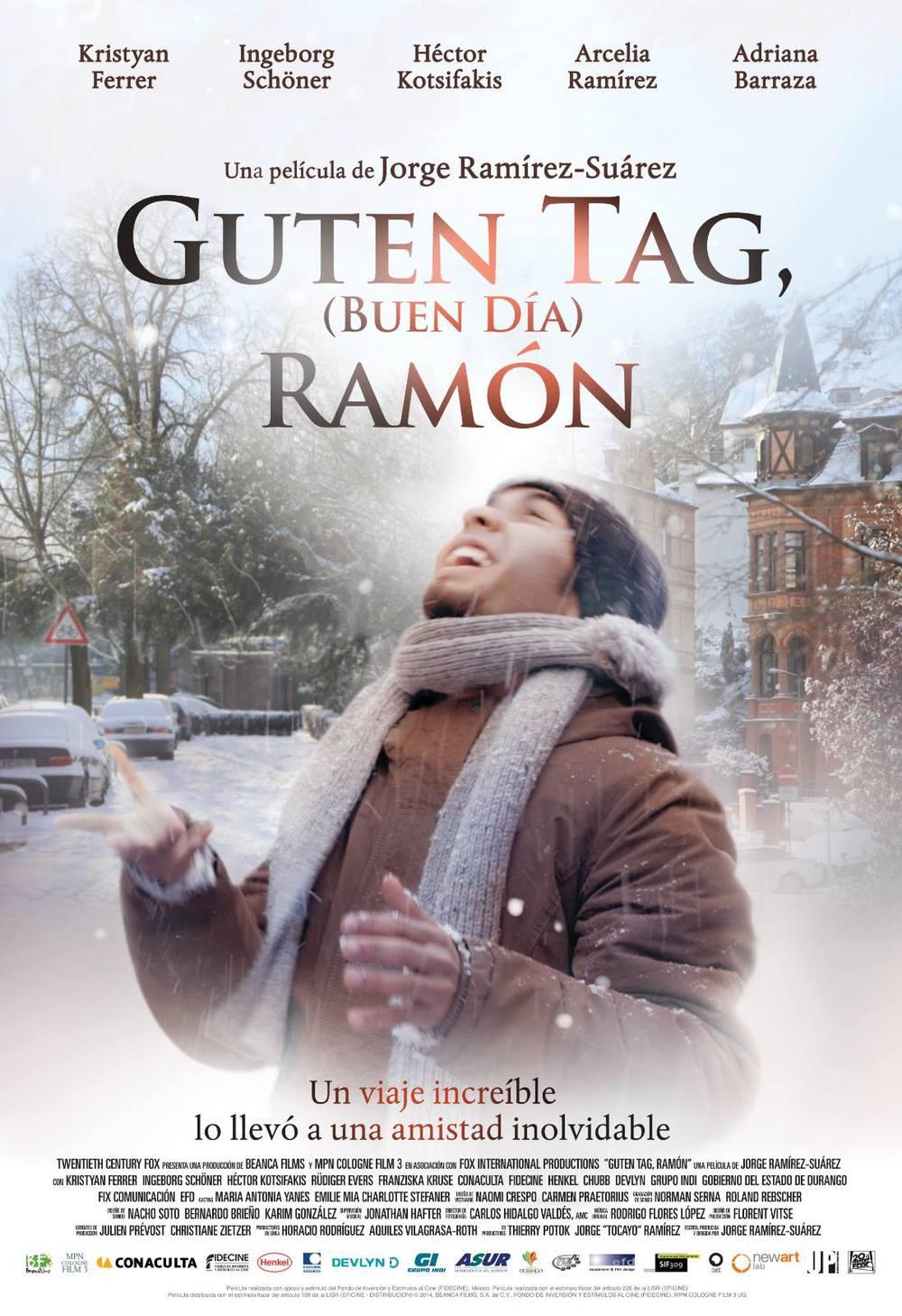 Guten Tag, Ramón (Largometraje)