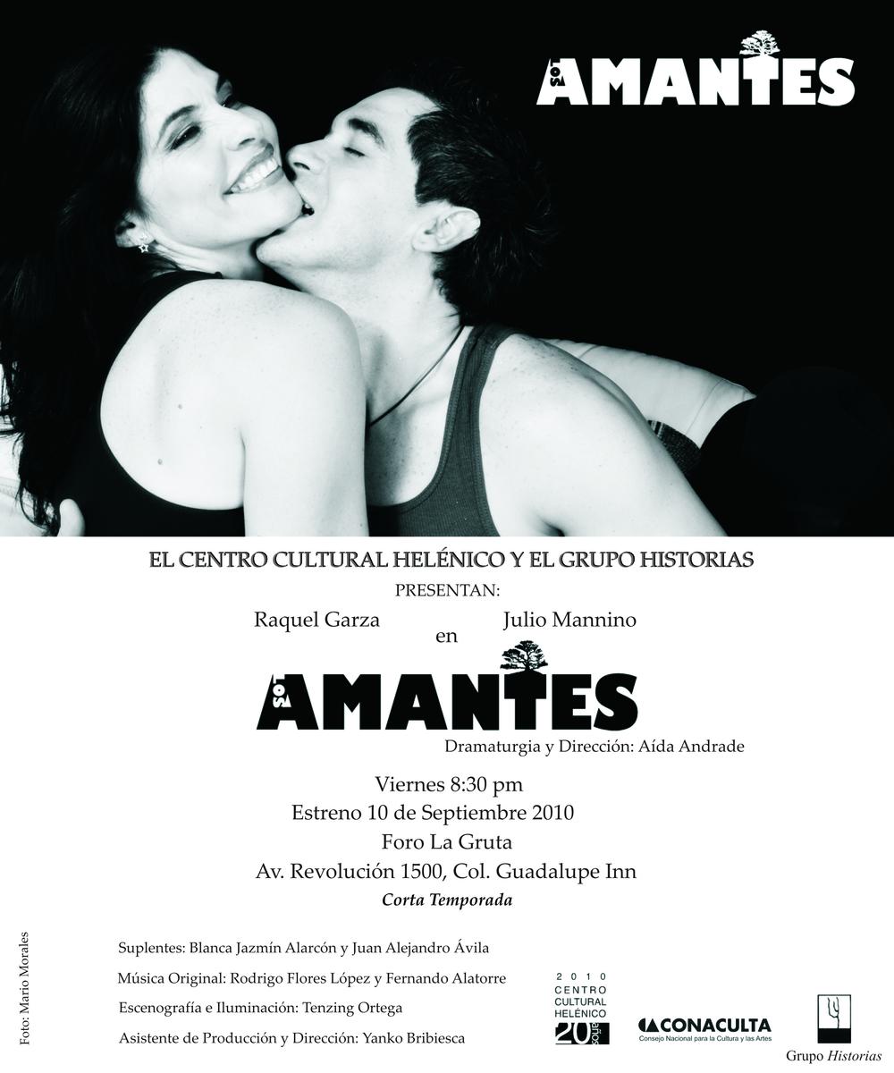 Los Amantes (2010, Teatro)