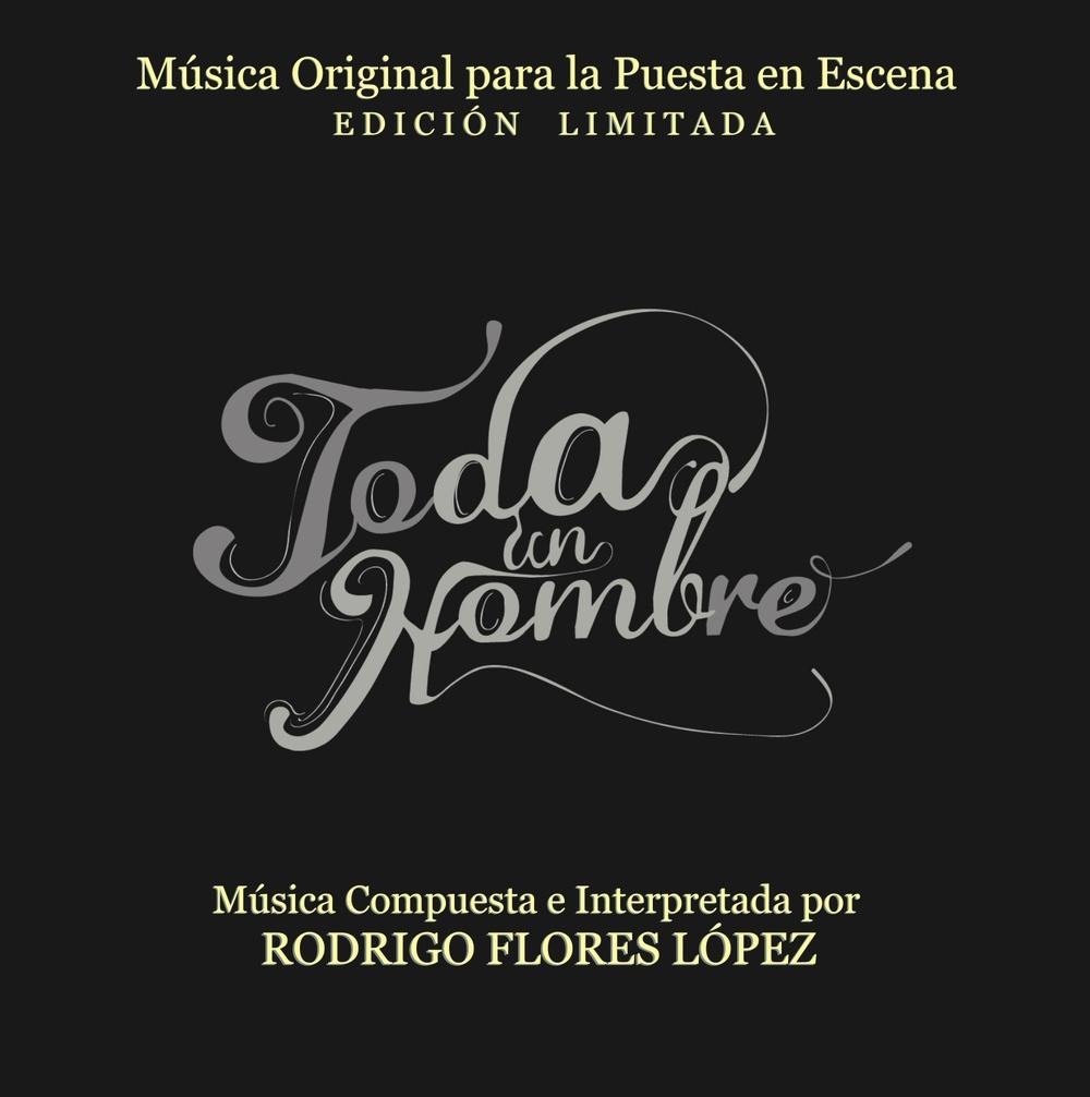 Toda Un Hombre Música Original (Edición Limitada)