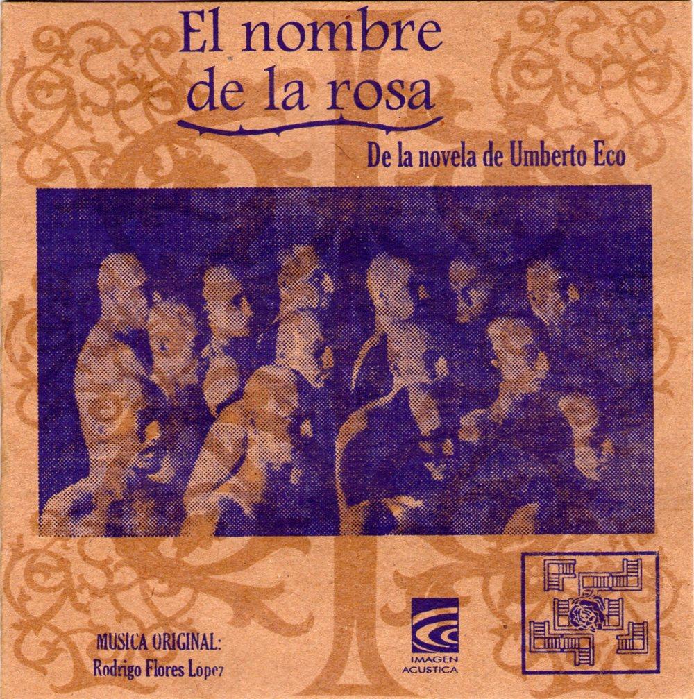 El Nombre de la Rosa Música Original (Edición Limitada)
