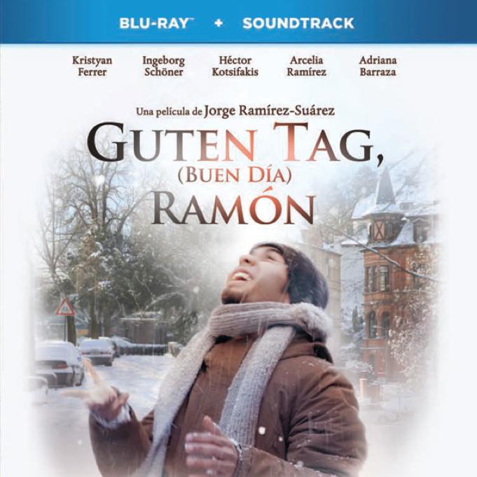 El Blu-Ray es una edición especial que incluye un CD adicional con la música original de la película. Gracias a todos los que pidieron el score!