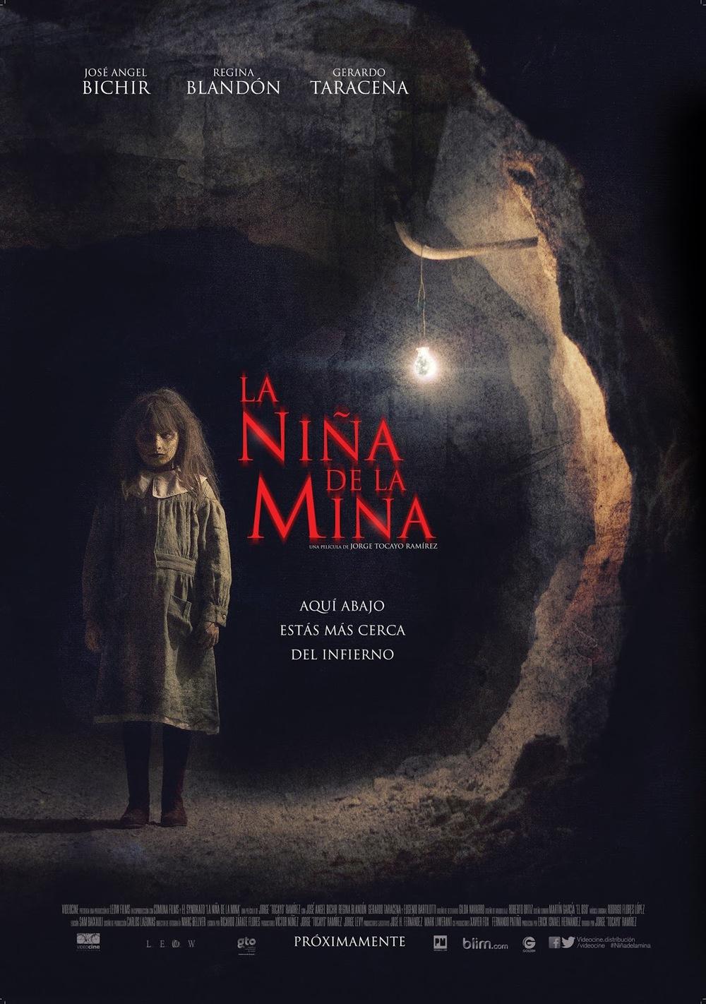 La Niña de la Mina (2016, Feature Film)