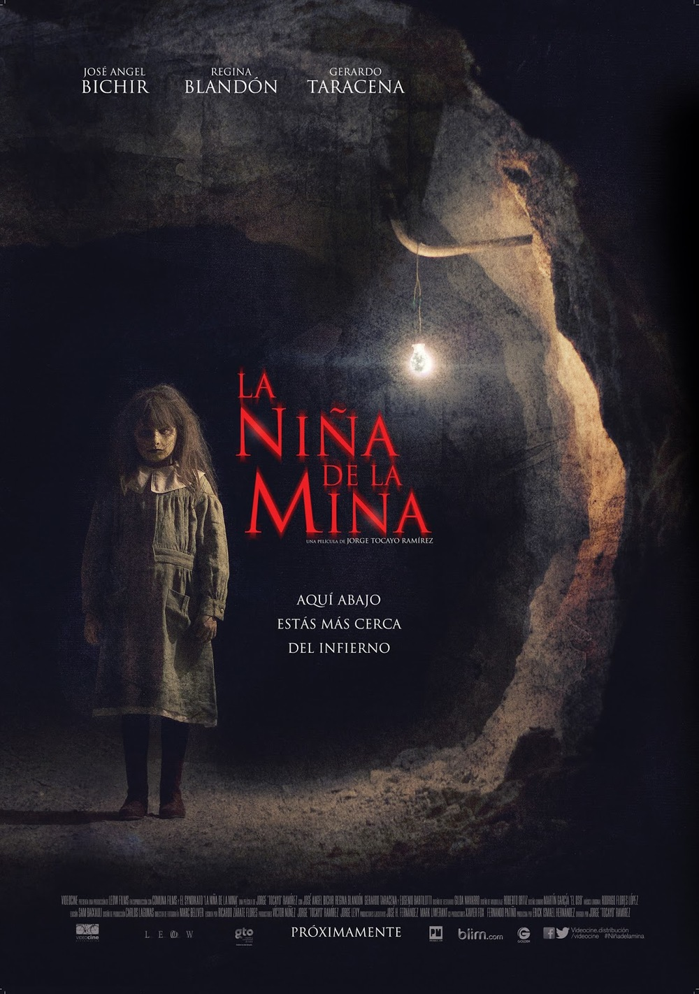 La Niña de la Mina (Largometraje) ESTRENO EN CINES EN MÉXICO: 1o de Julio de 2016