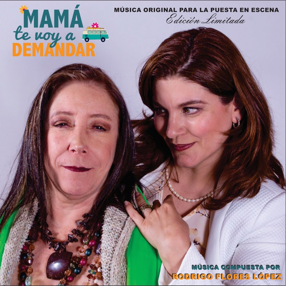 Mamá te voy a demandar Original Score (Limited Edition)