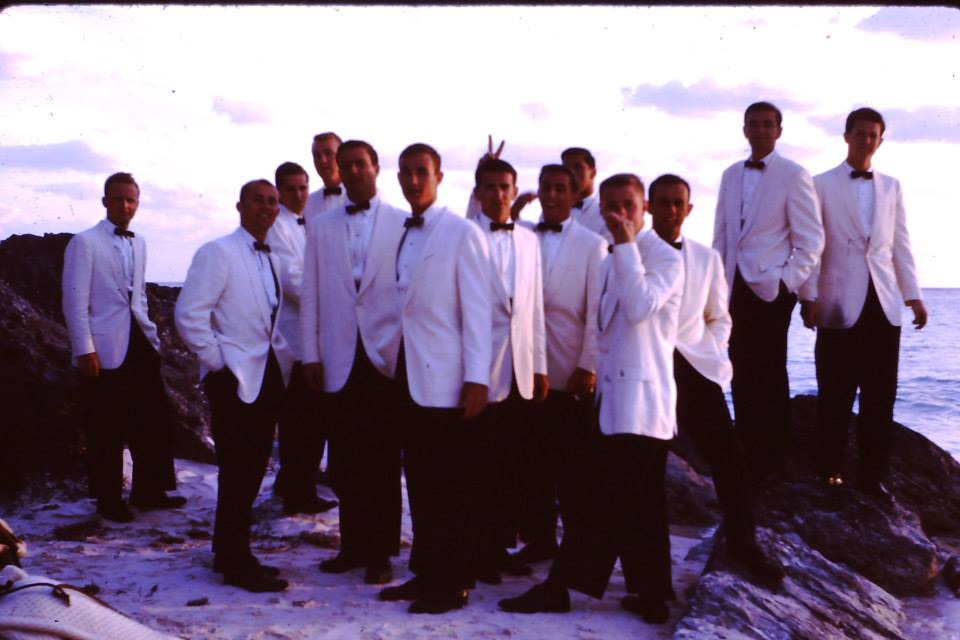 Tones in Bermuda in the 1960s