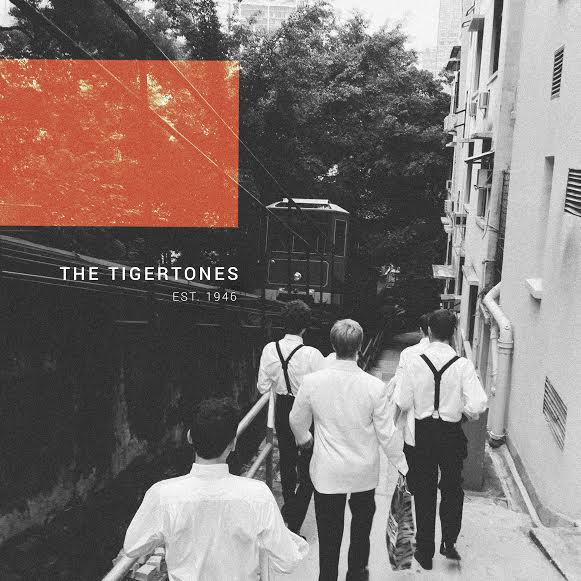 The Tigertones  (2016)  Click to Listen on Spotify