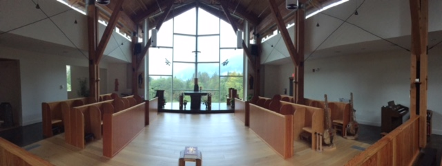Chapel at Queen of Peace, Squamish