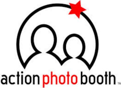 Santa Barbara Wedding DJs Action Photo Booth, Photo Booth Rental