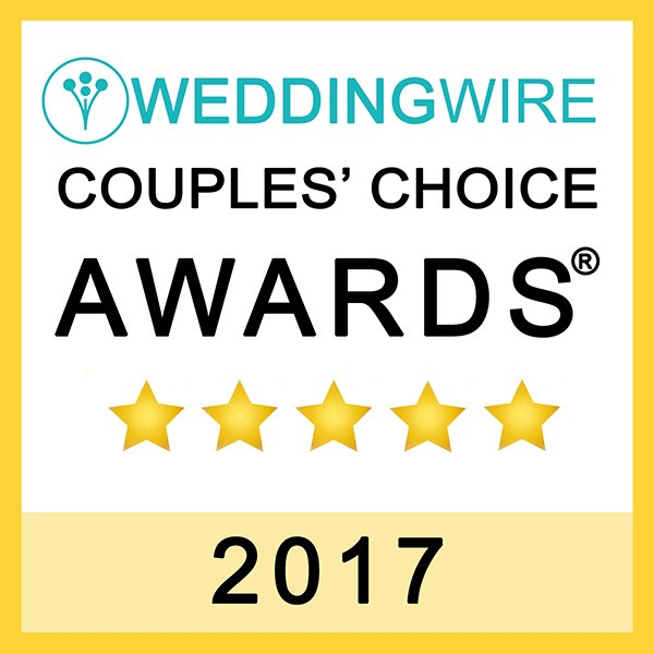 Santa Barbara Wedding DJs: Wedding Wire Couples' Choice Award 2017