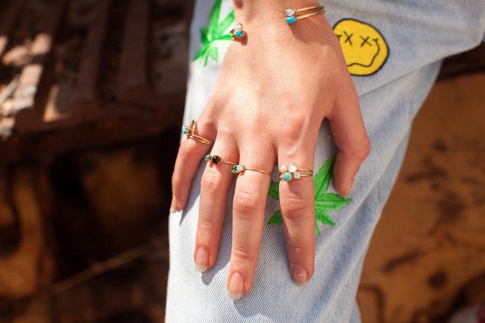 Grün Jewelry SS 17