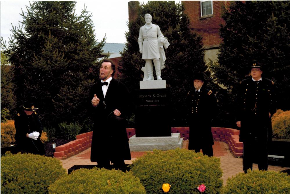 The Native Son Statue