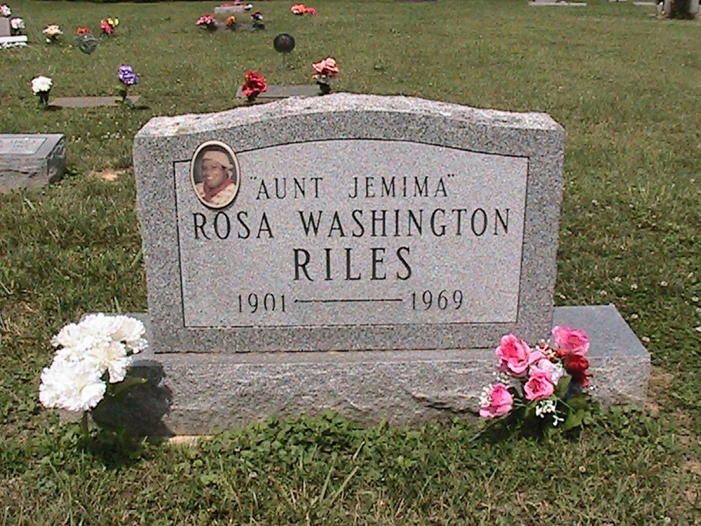 Red Oak Church & Aunt Jemima Gravesite