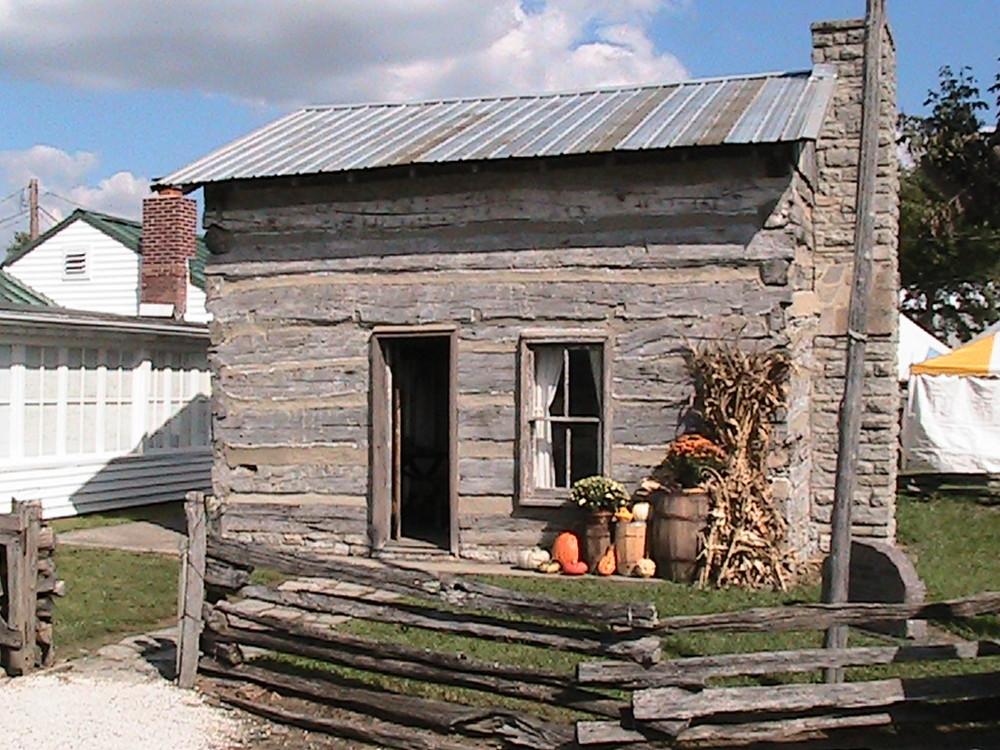 Dixon-Washburn Cabin