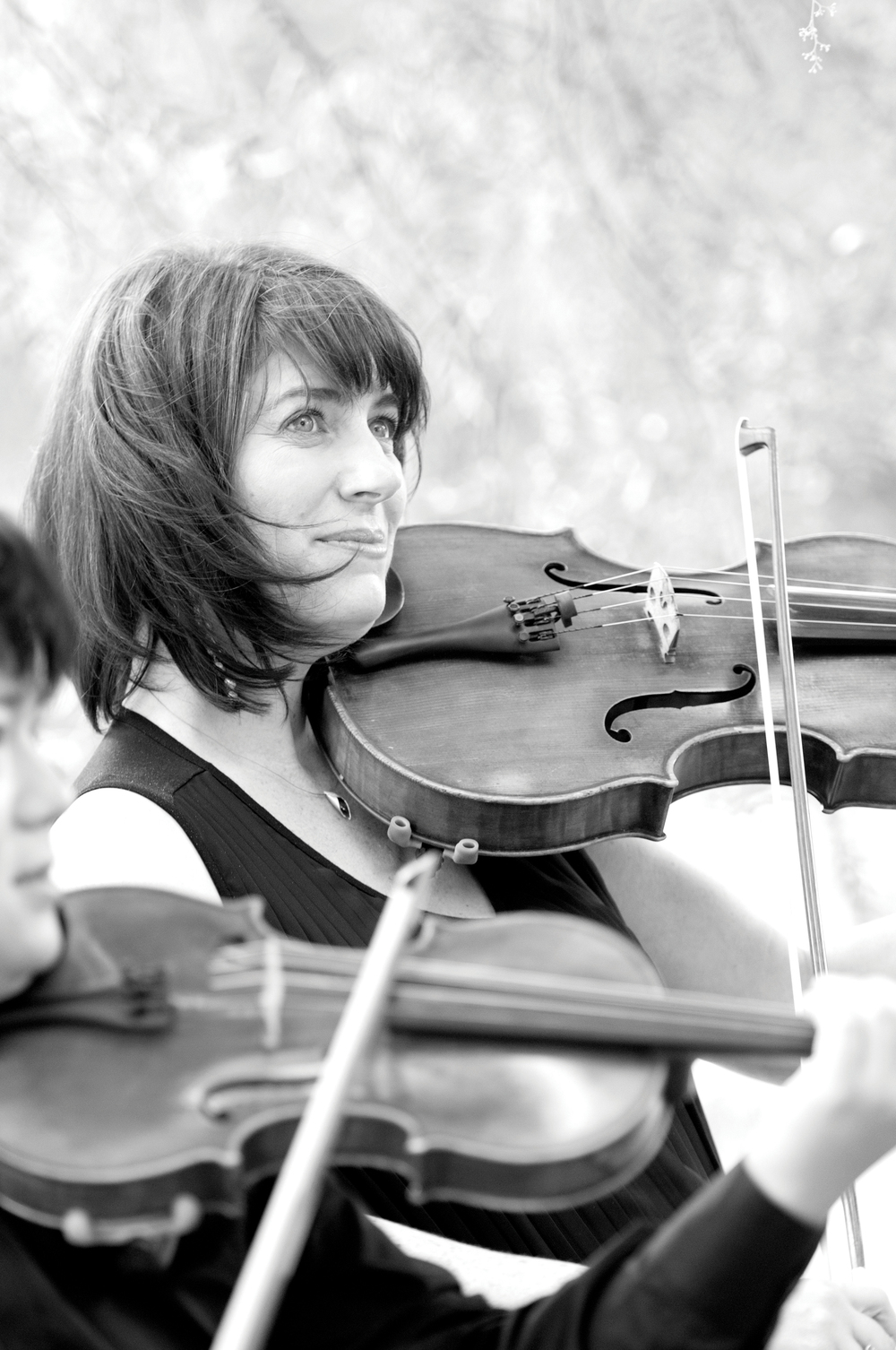 Helen Ireland, viola