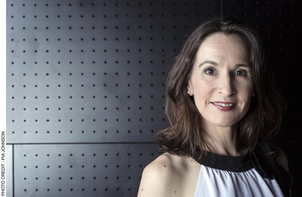Zoe Knighton, cellist and FQ Artistic Spokesperson