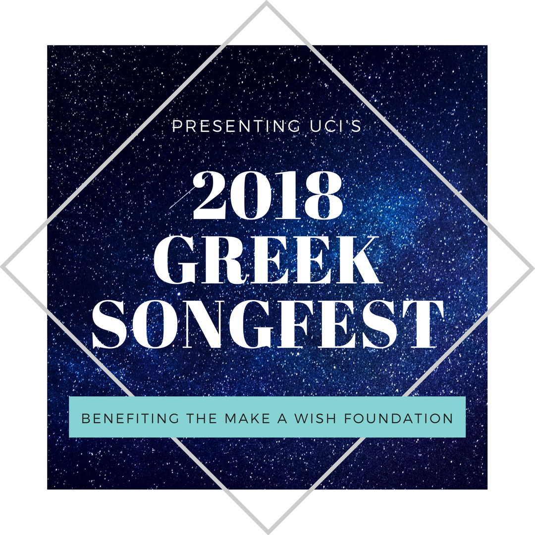 UCI GREEK SONGFEST