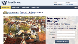 InterNations Stuttgart  The expat community that makes life easier