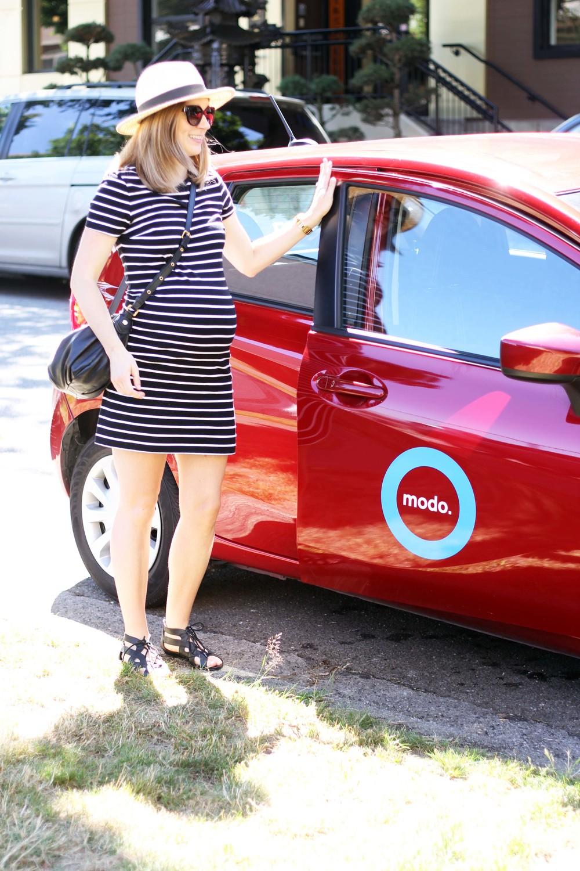modo parking pregnant