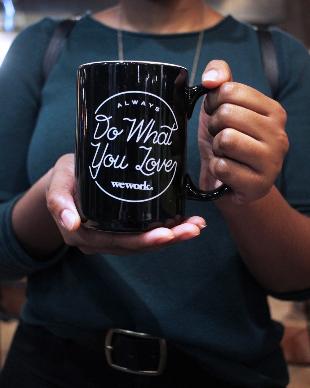 Do what you love mug