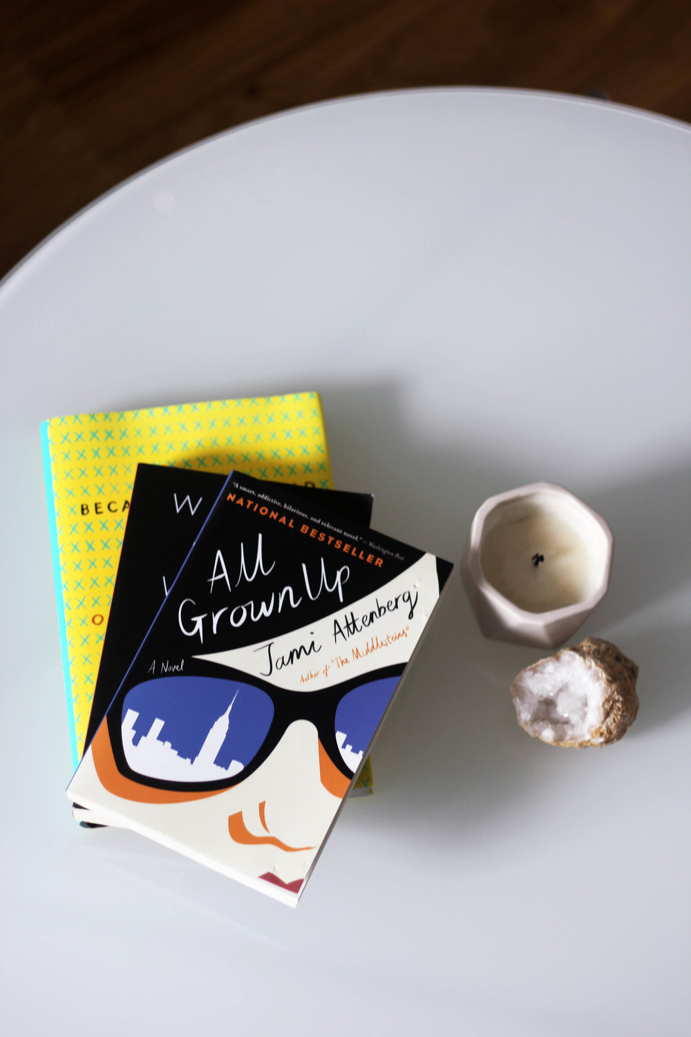 three books with strong women