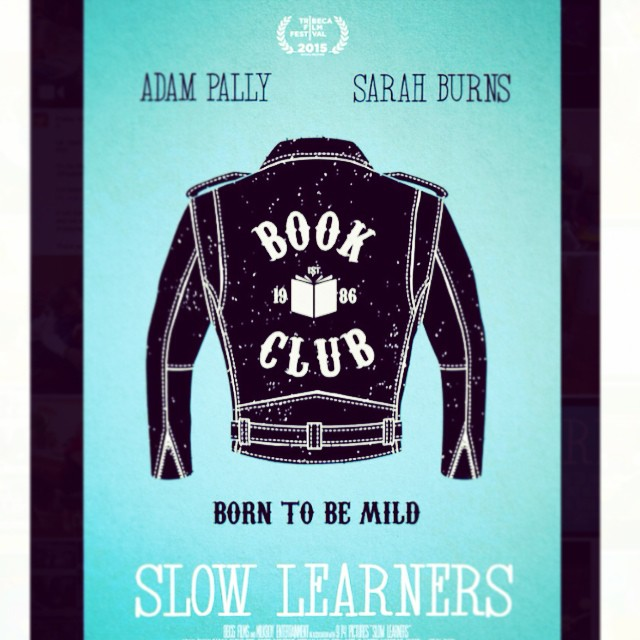 Tribeca here we come! #SlowLearners #TFF2015 #composers