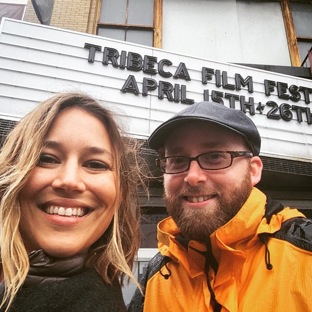 "Excited for the premiere of the movie ""Slow Learners"" at the Tribeca Film Festival tonight! We loved scoring the music for this film!"