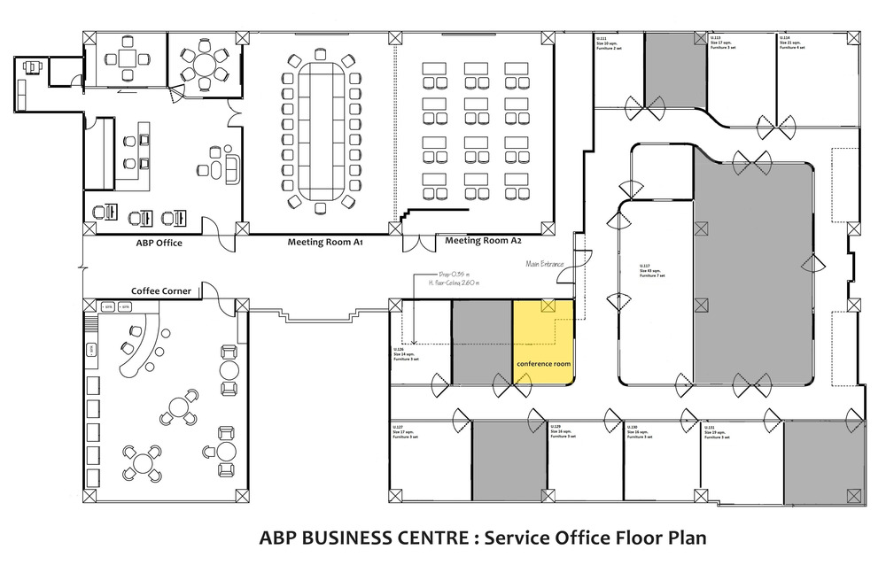 Floor Plan Airport Business Park
