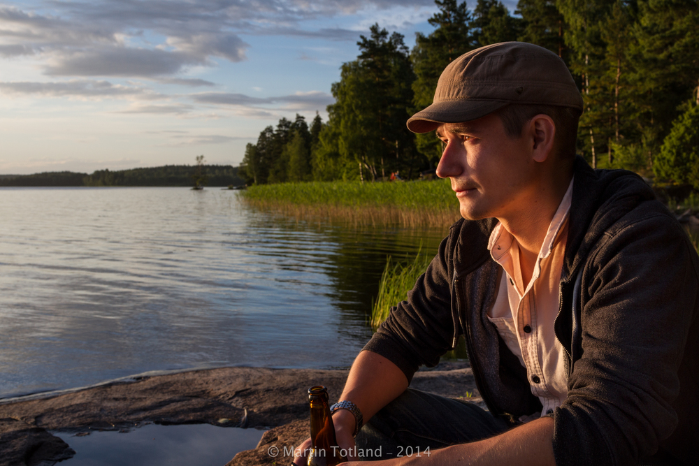 Fishing & Drinking