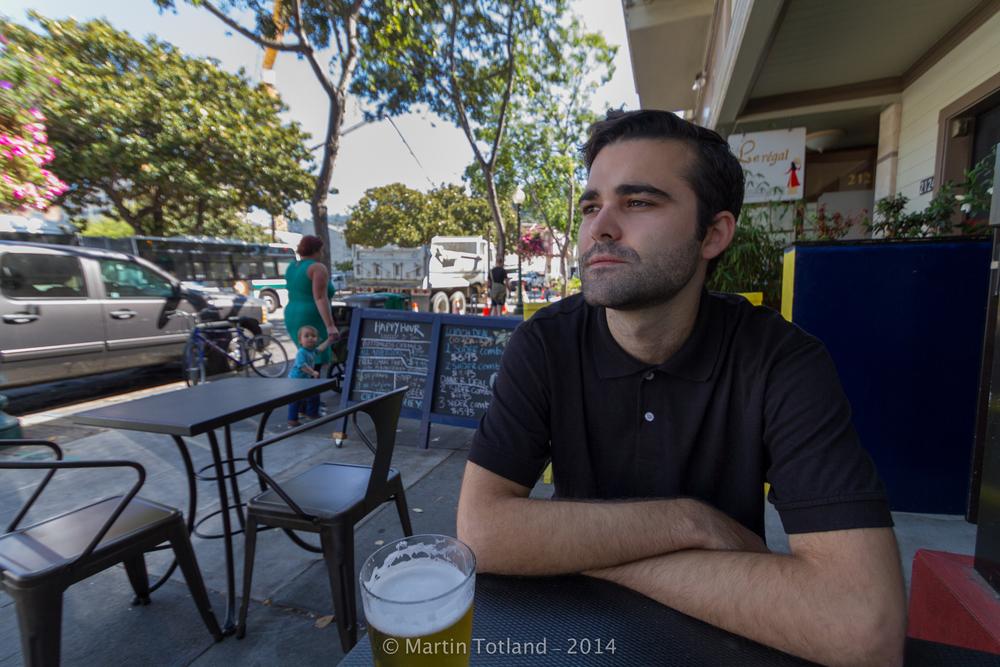 Nicholas in Berkeley
