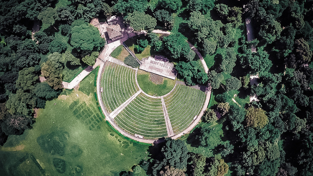 Amphitheater_Cascine Park [Florence]