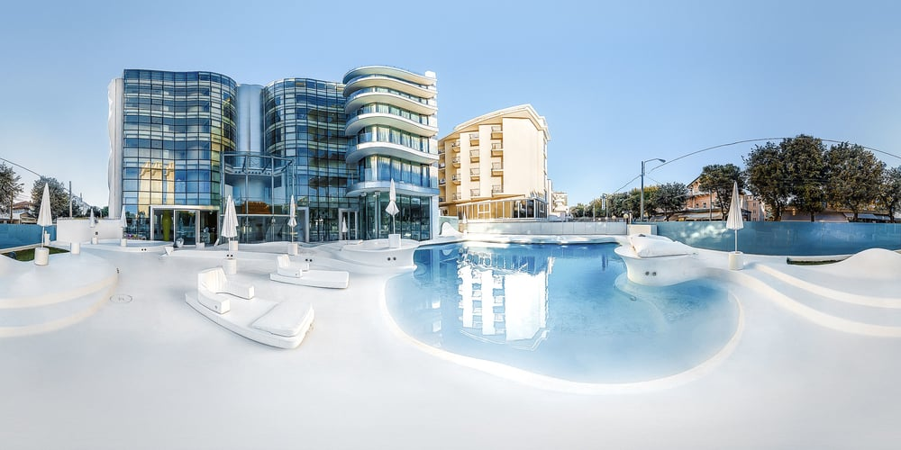 I-SUITE (Rimini)  Virtual Tour - Click Here