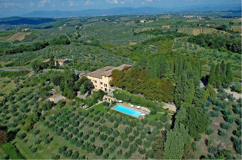 Villa Il Poggiale [Siena]