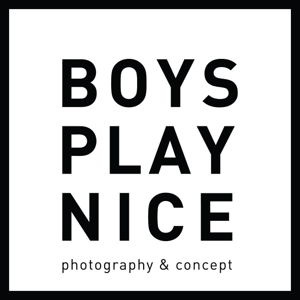 BOYSPLAYNICE Photography & Concept