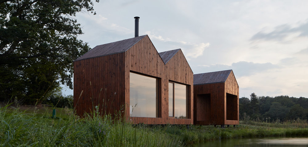 http://www.boysplaynice.com/architecture/#/chata-u-rybnika-atelier-111-architekti/