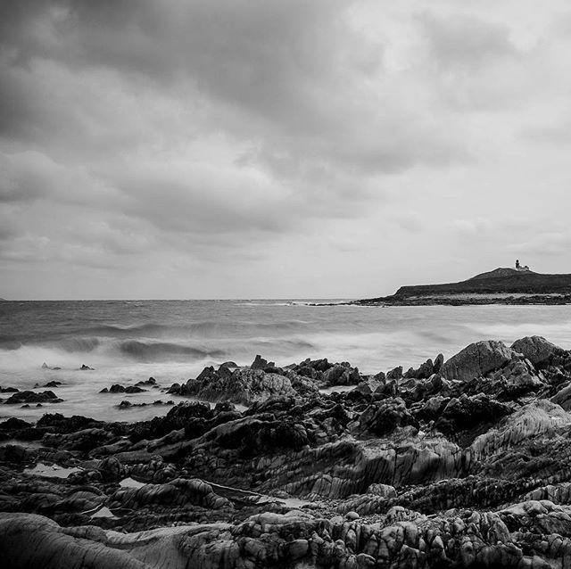 Ballycotton lighthouse #xpro1 #onesecond #longexposure #blackandwhite #fujifilm_xseries #ireland #cork
