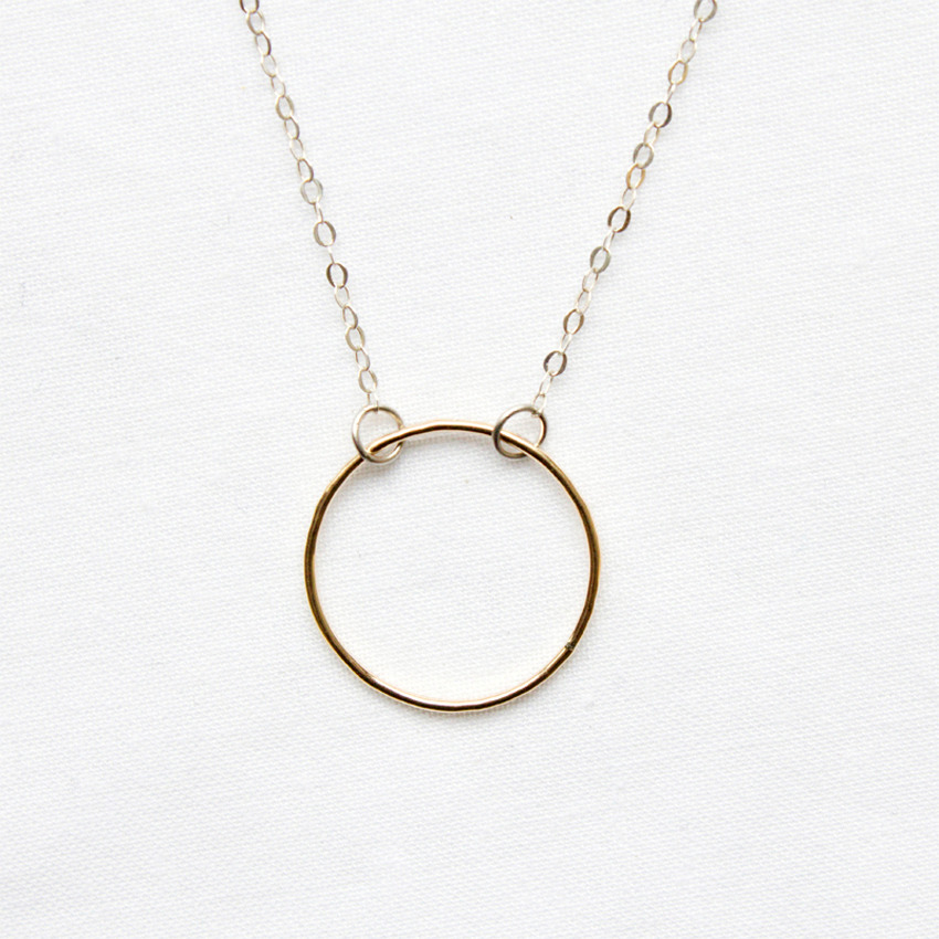 Oh My Clumsy Heart - Minimal handmade jewellry