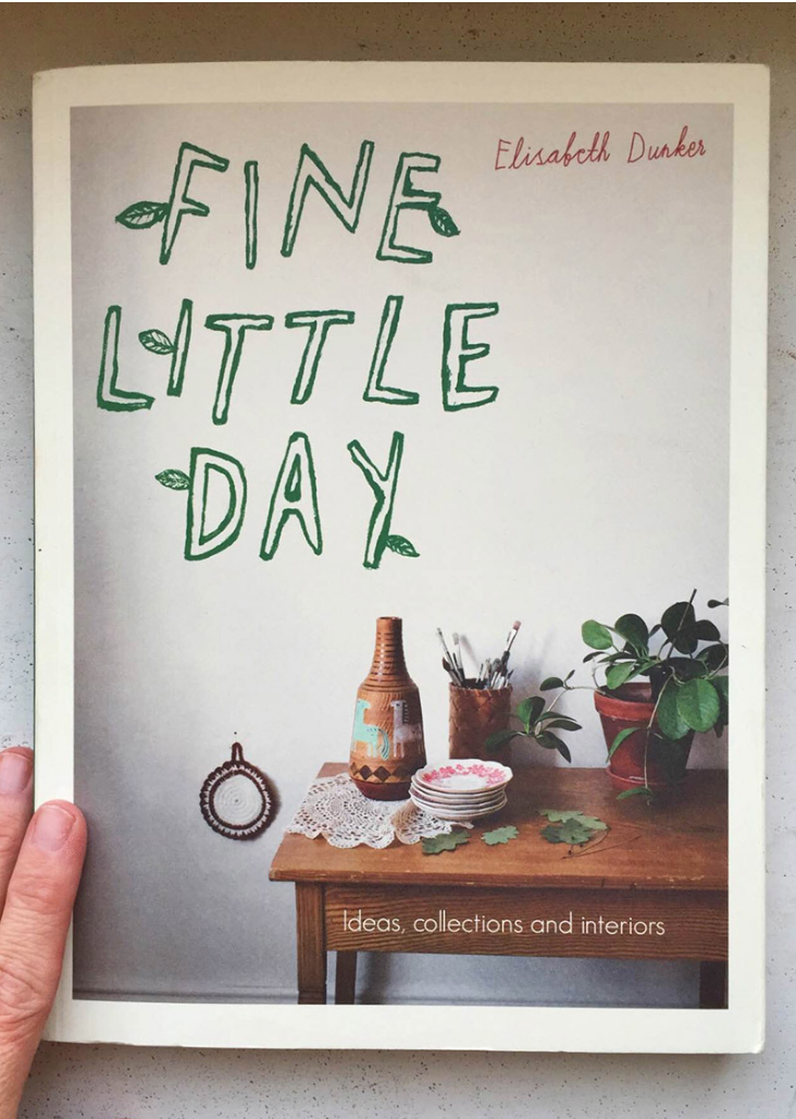 Fine Little Day - Book
