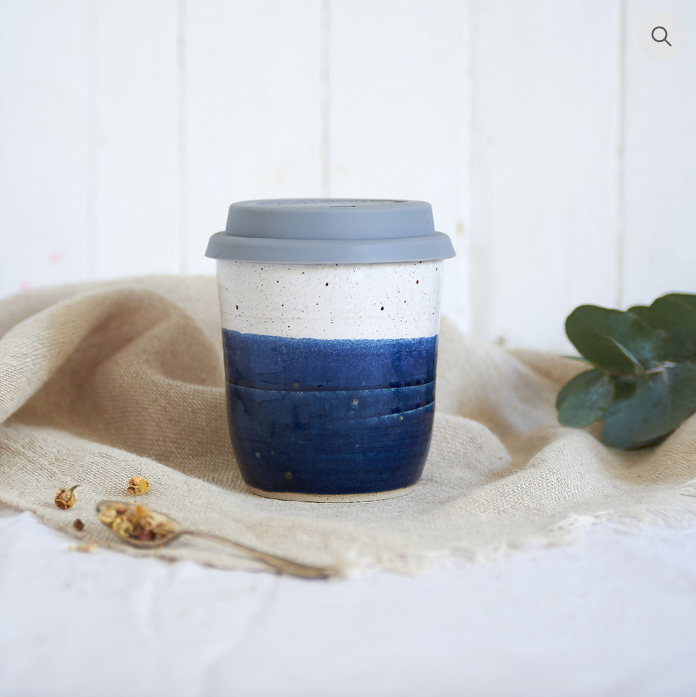 Libby Ballard - Ceramic Travel Mug