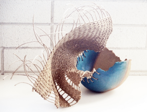 Tracy Wilkinson. Island Basket, 2014